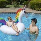 "48"" Unicorn Party Float"