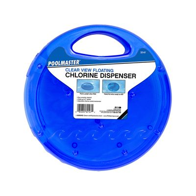 Clear-View Chlorine Dispenser