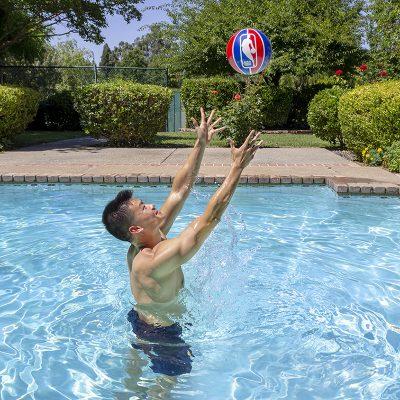 "7 ½"" NBA Water Basketball"