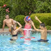 NBA Water Basketball Game