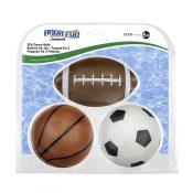 3Pk Game Balls