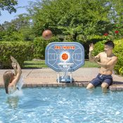 Pro Shooter Poolside Basketball Game