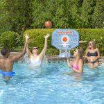Pro Shooter Poolside Basketball Game