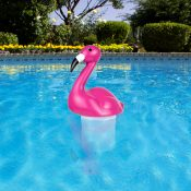 Flamingo Chlorine Dispenser