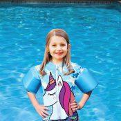 Lil' Splashers Swim Shirt Floaties