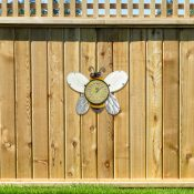 Bee Thermometer Wall Décor
