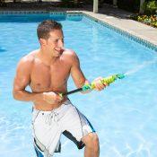 Camo Water Launchers 2PK - DISPLAY