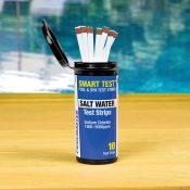 Salt Water Test Strips - Display