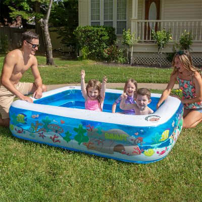 Big Fun Summer School Pool