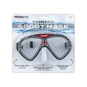 Crimson Sport Mask