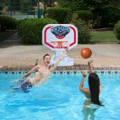 NBA New Orleans Pelicans USA Competition Style Basketball Game