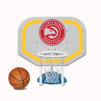 NBA Atlanta Hawks Pro Rebounder Style Basketball Game