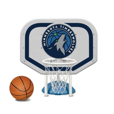 NBA Minnesota Timberwolves Pro Rebounder Style Basketball Game