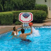 NBA New Orleans Pelicans Pro Rebounder Style Basketball Game