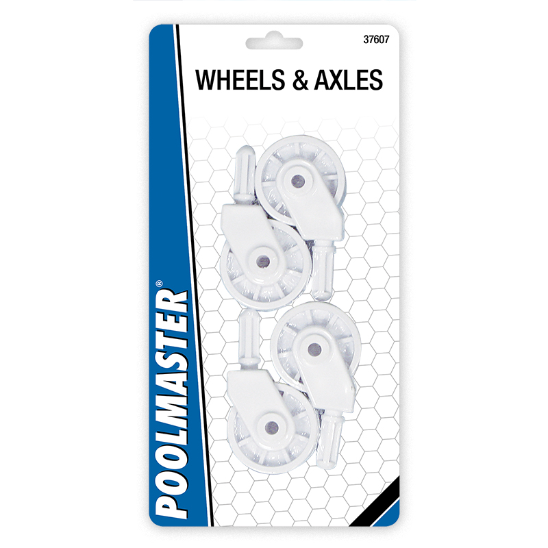 37607 | Leaf Vac ABS Wheels