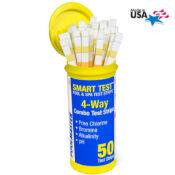 4-Way Test Strips - Display