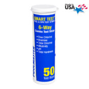 6-Way Test Strips - Display