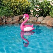 Flamingo Pool Decor