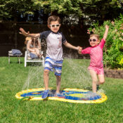 Lil' Splashers Spray & Play Pad