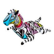 Zany Zebra Jumbo Rider